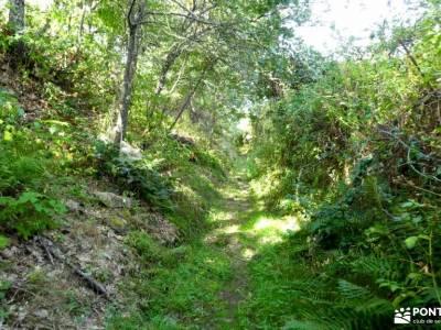 Sierra de Gredos; Barco Ávila; senderos y cascadas grupos trekking rutas por avila rutas senderismo